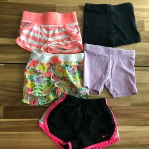 ❌SOLD❌ Girls 3t shorts bundle